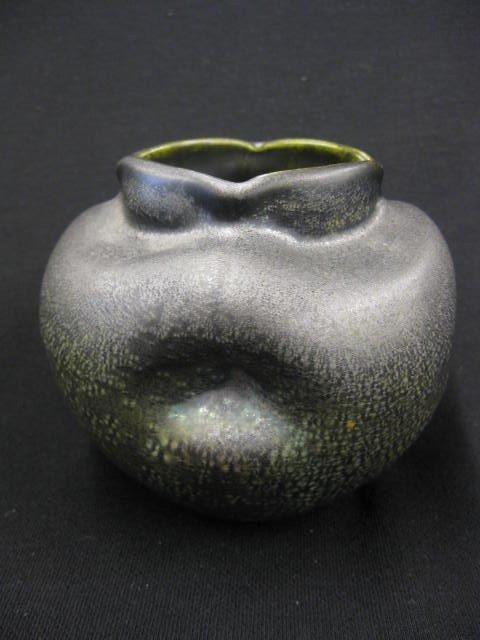 21: Austria Art Pottery Vase,