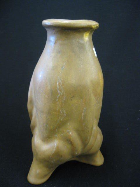 23: Arts & Crafts Pottery Vase,