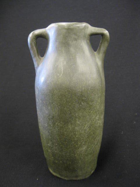 24A: Arts & Crafts Pottery Vase,