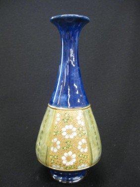 Royal Doulton Art Pottery Vase,