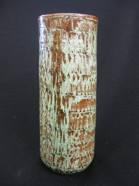 65: Cole North Carolina Pottery Vase,