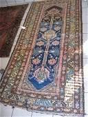 74 Hamadan Style Persian Handmade Rug