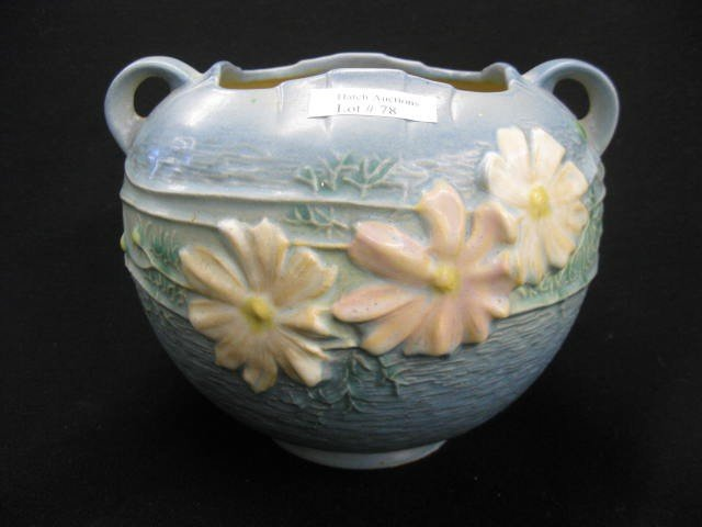 "78: Roseville ""Columbine"" Art Pottery Vase,"
