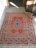 114 Hamadan Style Persian Handmade Rug
