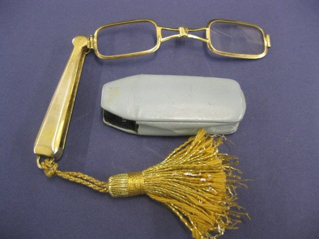 510C: Lorgnette from Duke & Duchess of Windsor Auction,