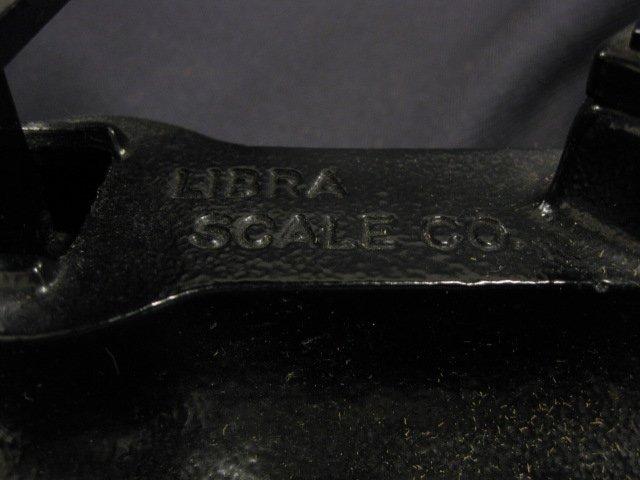 242: Librasco English Scale, by Libra Scale Co., - 3