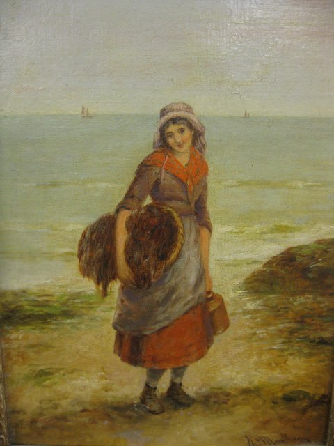 513: Hamilton J.T. (John Thomas) Macallum, Oil,
