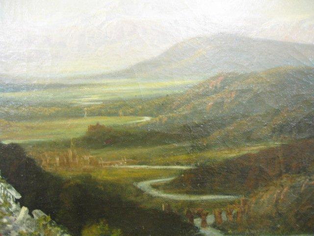533: Henry L. Hillyer, Oil, landscape - 4