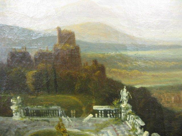 533: Henry L. Hillyer, Oil, landscape - 5