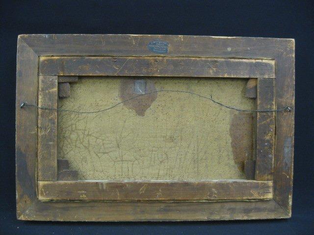 533: Henry L. Hillyer, Oil, landscape - 8