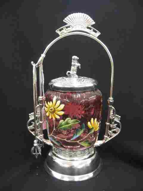 1: Victorian Pickle Castor,