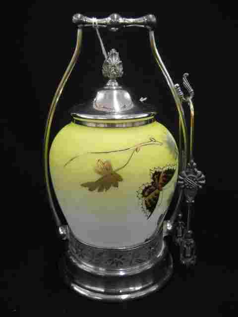 3: Victorian Pickle Castor,