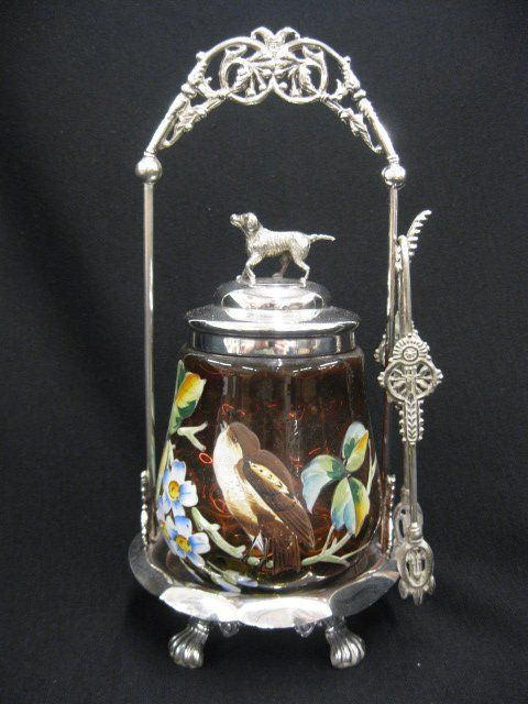 5: Victorian Pickle Castor,