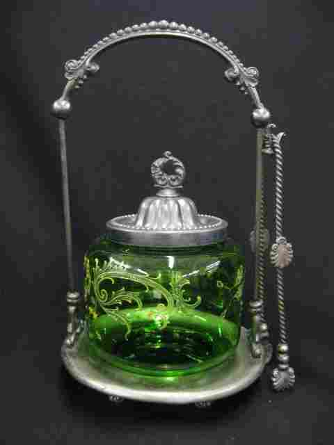 6: Victorian Pickle Castor,