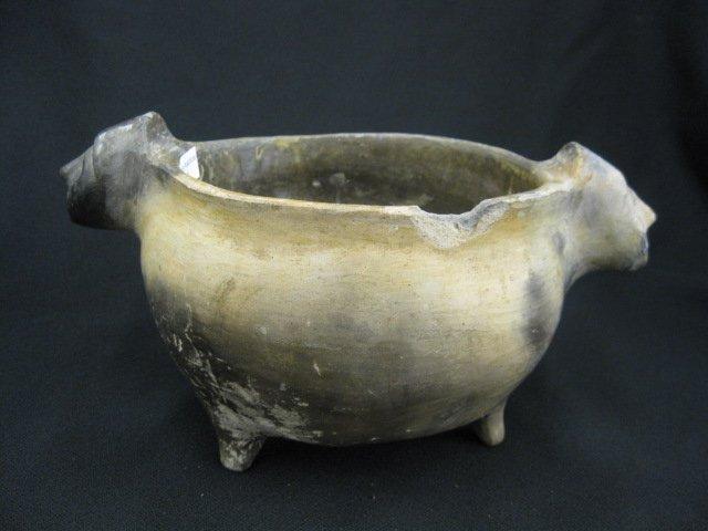 9: Catawba Indian Pottery Bowl,