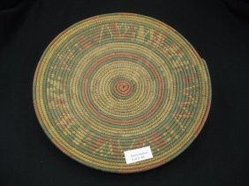 16: Indian Basket,