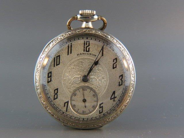 Hamilton Pocketwatch,