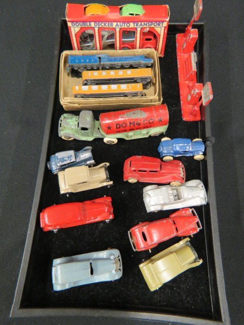 Dinky, Barclay & Tootsietoy Metal Toys,