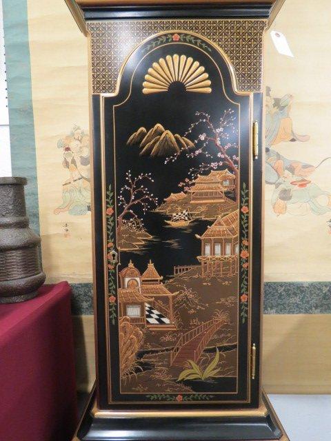 Sligh Grandfather Clock in Oriental - 3