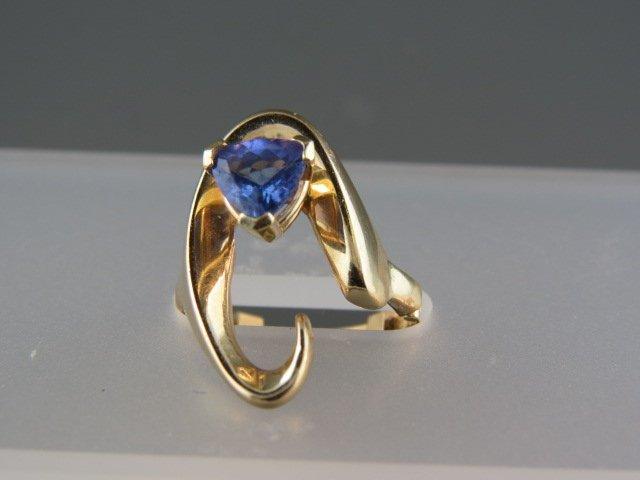 Tanzanite Ring,