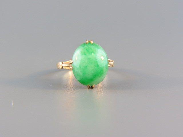 Jade Ring,
