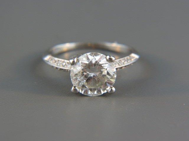 Diamond & Platinum Solitaire,