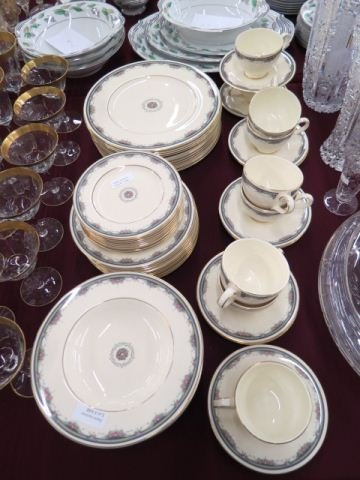 "62 pc. Royal Doulton ""Albany"" Dinner Service, - 2"