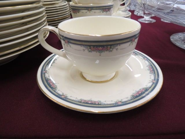 "62 pc. Royal Doulton ""Albany"" Dinner Service, - 3"