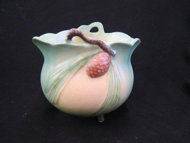 Roseville Pinecone Art Pottery Vase,