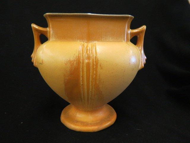 Roseville Russco Art Pottery Vase,