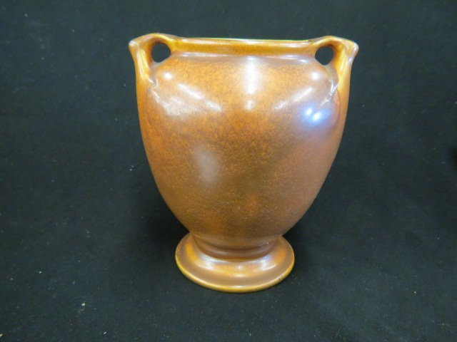 Roseville Tourmaline Art Pottery Vase,