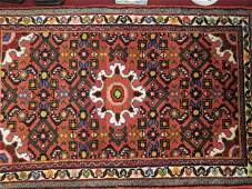 Hamadan Persian Handmade Mat,