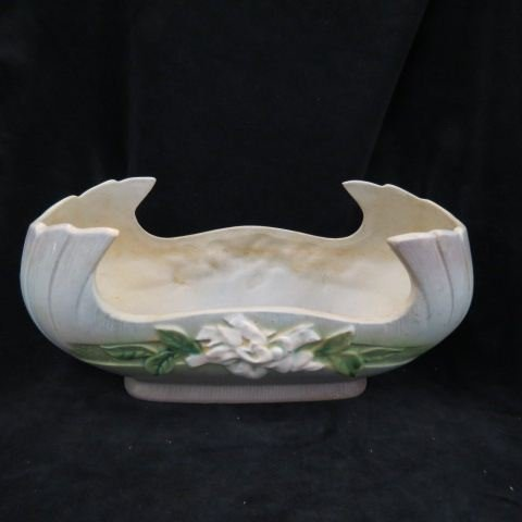 "Roseville ""Gardenia"" Art Pottery Planter,"