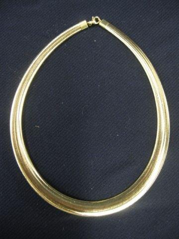 14k Gold Necklace,