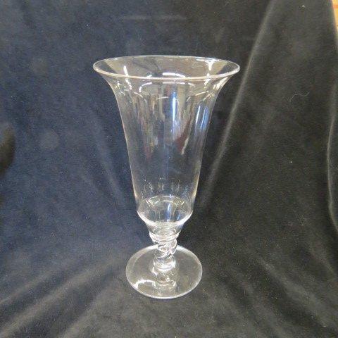Steuben Crystal Vase,