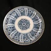10 Wedgwood Ironstone Plates