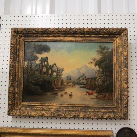 19th Century Oil,