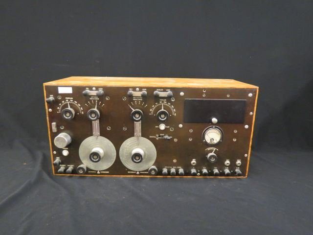 Steamship Vintage Radio Reciever-Amplifier,