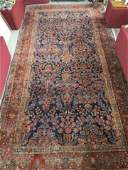 Sarouk Persian Handmade Palace Size Rug,