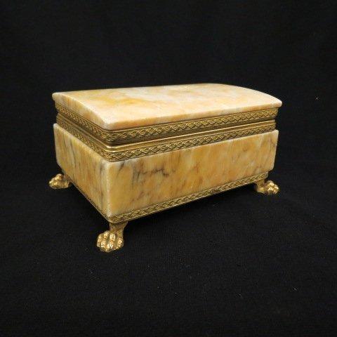 Marble Dresser Box,