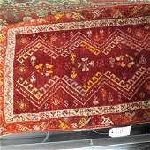 Hamadan Style Persian Mat,