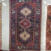 Hamadan Style Persian Handmade Rug