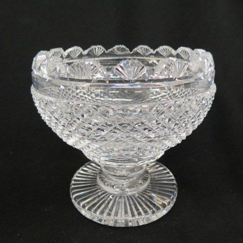 Waterford Cut Crystal Compote,
