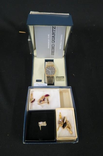 Seiko Man's Wristwatch,