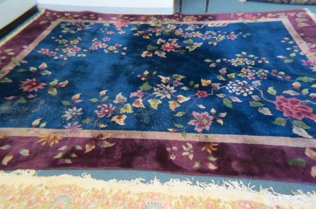 Chinese Nichols Handmade Room Size Rug,