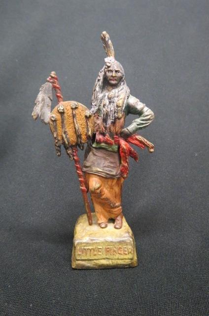 """Carl Kauba Bronze """"Little Finger"""","""