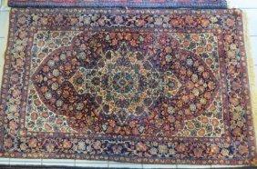 Ferahan-Sarouk Type Persian Handmade Rug,
