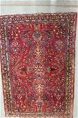 Sarouk Persian Handmade Rug