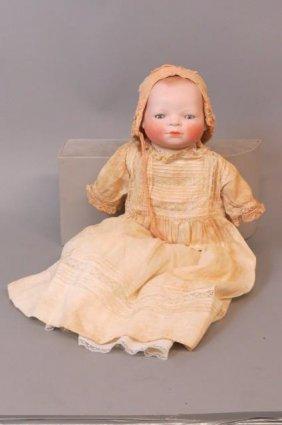 Bye-lo Bisque Head Doll By Grace Putnam,