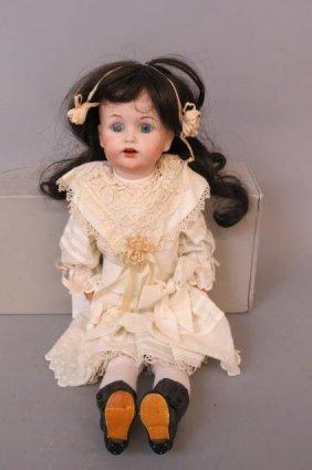 Bisque Head Doll J.d.kestner. #257,